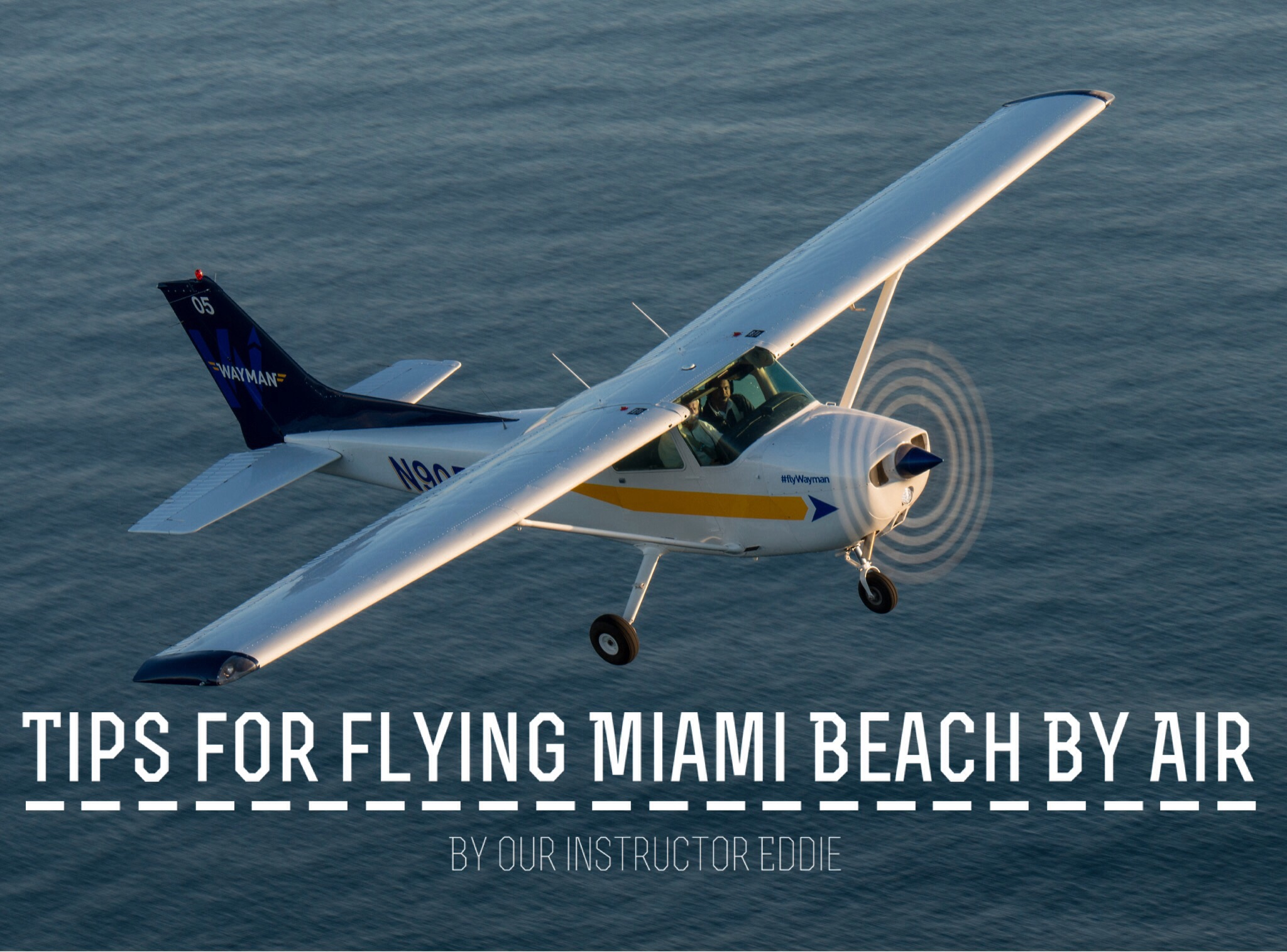 Tips for Flying Miami beach by air
